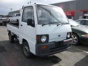 Subaru Sambar Kei truck
