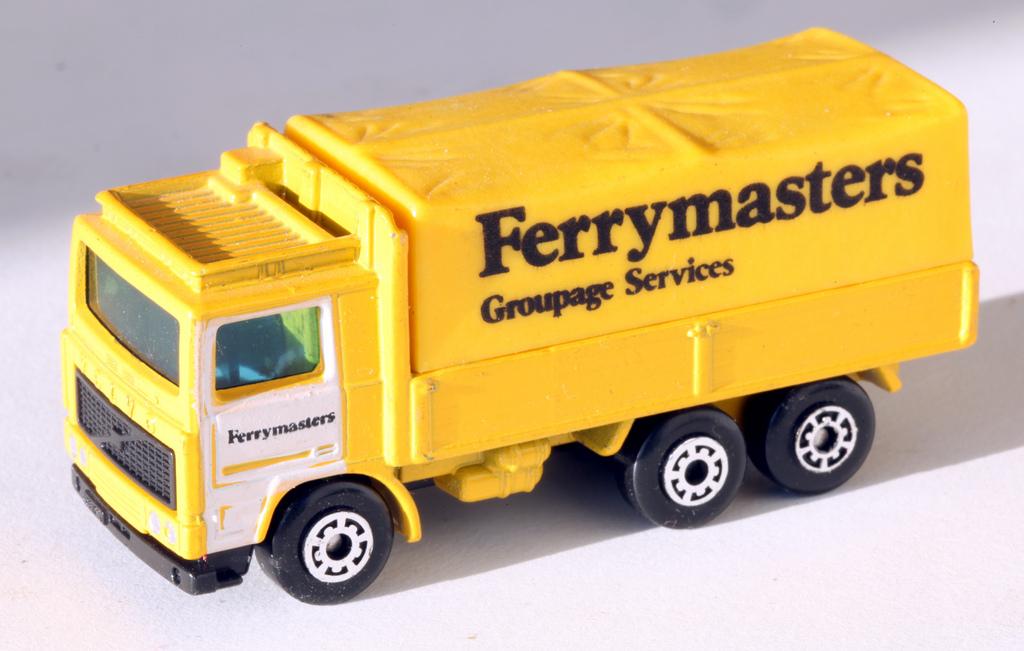 1984 Matchbox Volvo Ferrymaster Groupage Services