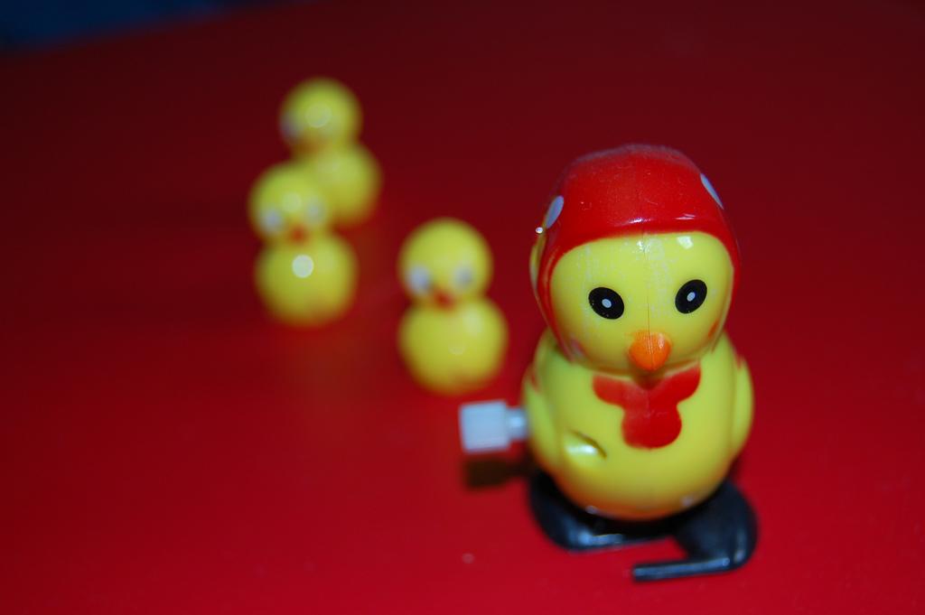 Kinder Surprise toys