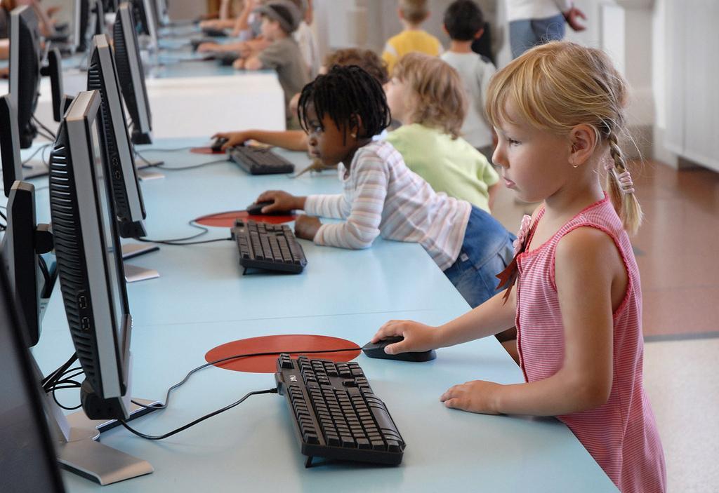 L'espace internet du musee de la Communication  (Berlin)