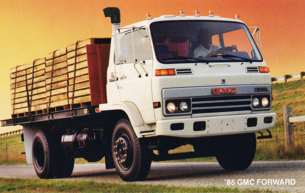 1985 GMC Forward Truck